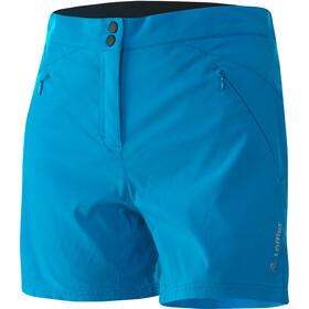 Löffler Aero CSL Fahrradshorts Extra Kurz Damen blau